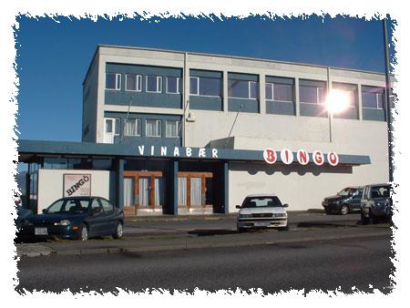 Bingóið í Vinabæ